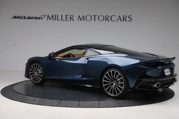 New 2020 McLaren GT Luxe for sale $236,675 at McLaren Greenwich in Greenwich CT 06830 4