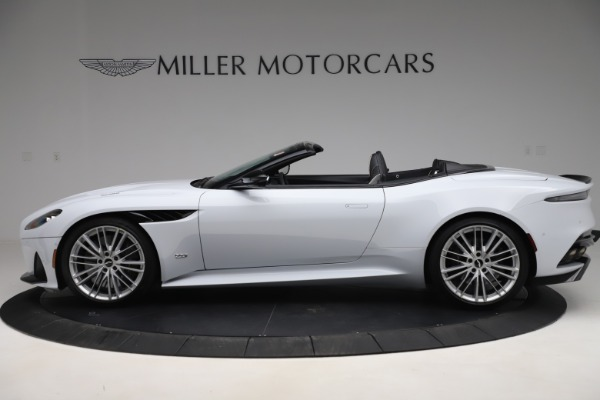 New 2020 Aston Martin DBS Superleggera Volante for sale Sold at McLaren Greenwich in Greenwich CT 06830 3