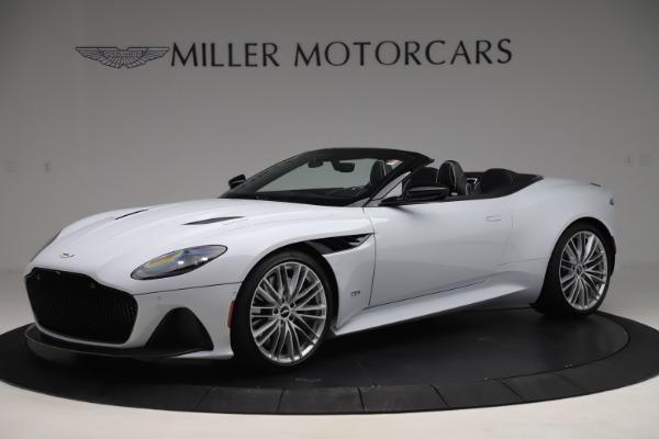 New 2020 Aston Martin DBS Superleggera Volante for sale Sold at McLaren Greenwich in Greenwich CT 06830 1