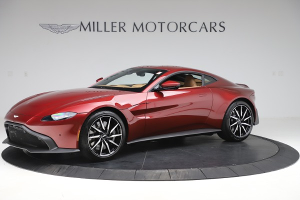 New 2020 Aston Martin Vantage Coupe for sale $185,991 at McLaren Greenwich in Greenwich CT 06830 2