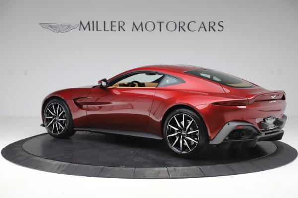 New 2020 Aston Martin Vantage Coupe for sale $185,991 at McLaren Greenwich in Greenwich CT 06830 4
