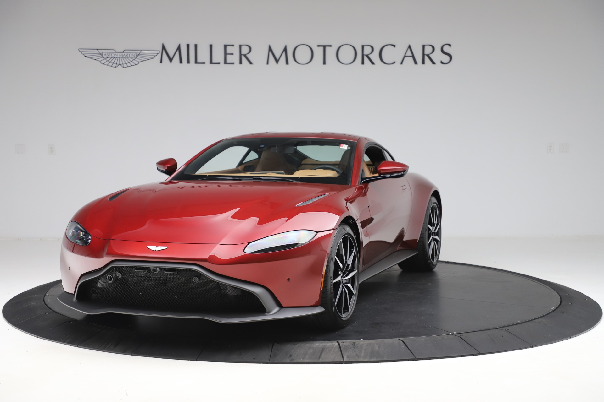 New 2020 Aston Martin Vantage Coupe for sale $185,991 at McLaren Greenwich in Greenwich CT 06830 1