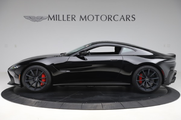New 2020 Aston Martin Vantage AMR Coupe for sale $210,140 at McLaren Greenwich in Greenwich CT 06830 2