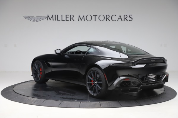 New 2020 Aston Martin Vantage AMR for sale $210,140 at McLaren Greenwich in Greenwich CT 06830 3