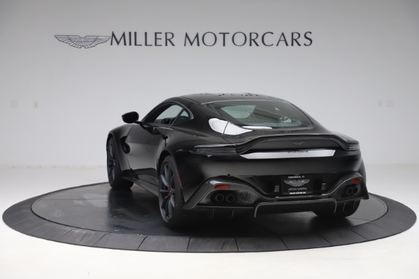 New 2020 Aston Martin Vantage AMR Coupe for sale $210,140 at McLaren Greenwich in Greenwich CT 06830 4