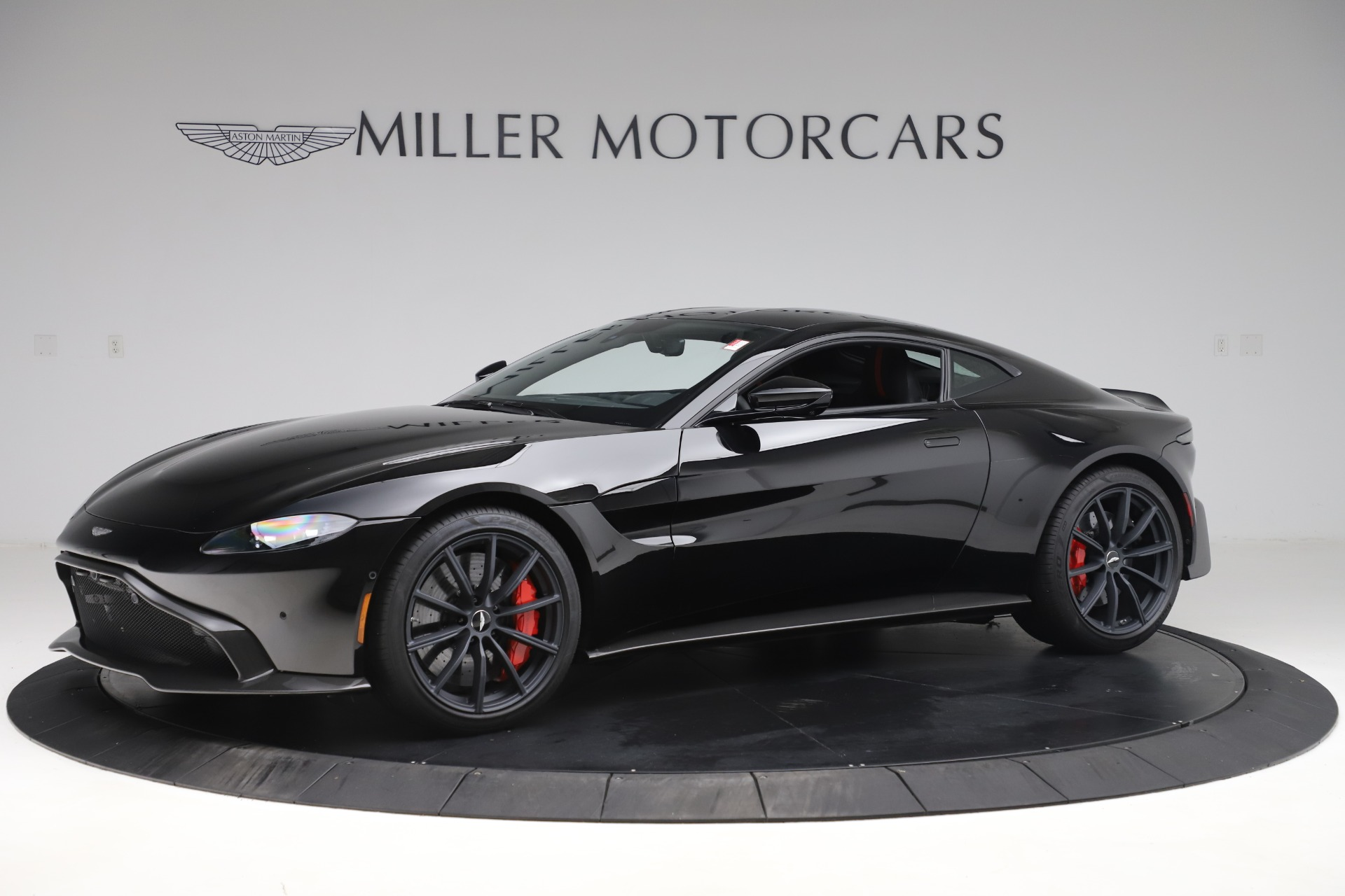 New 2020 Aston Martin Vantage AMR for sale $210,140 at McLaren Greenwich in Greenwich CT 06830 1