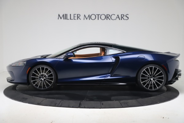 New 2020 McLaren GT Coupe for sale $244,675 at McLaren Greenwich in Greenwich CT 06830 2