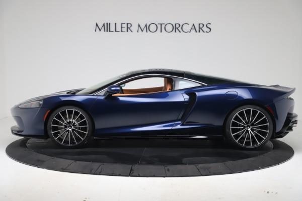 New 2020 McLaren GT Luxe for sale $244,675 at McLaren Greenwich in Greenwich CT 06830 2