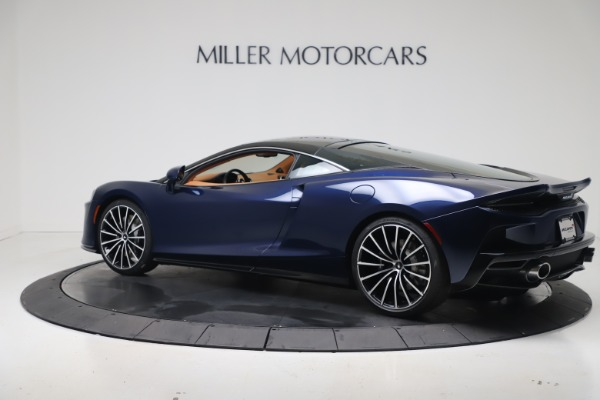 New 2020 McLaren GT Coupe for sale $244,675 at McLaren Greenwich in Greenwich CT 06830 3