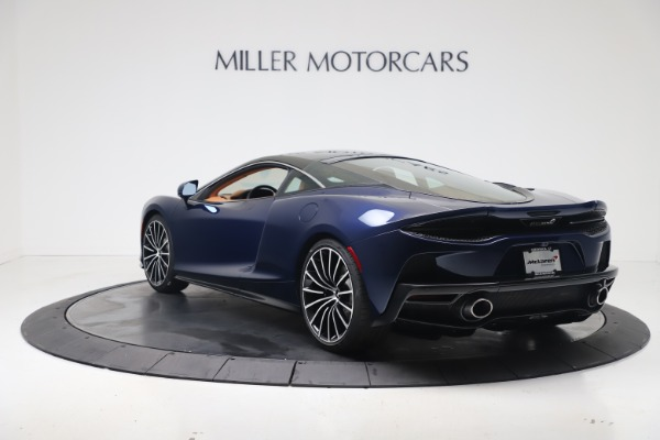 New 2020 McLaren GT Coupe for sale $244,675 at McLaren Greenwich in Greenwich CT 06830 4