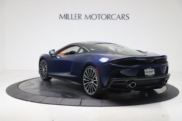 New 2020 McLaren GT Luxe for sale $244,675 at McLaren Greenwich in Greenwich CT 06830 4