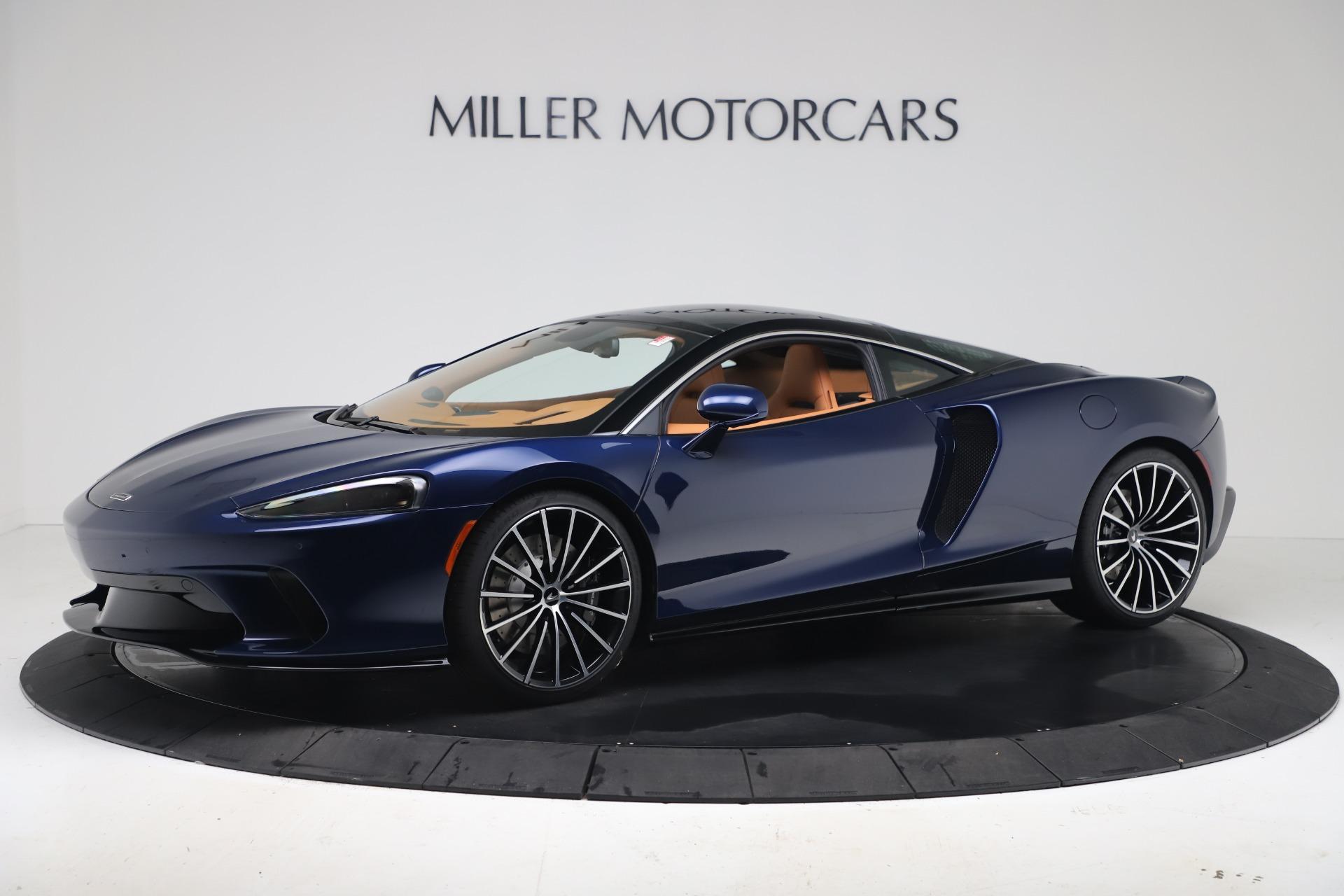 New 2020 McLaren GT Luxe for sale $244,675 at McLaren Greenwich in Greenwich CT 06830 1