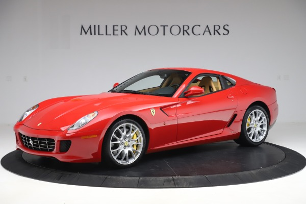 Used 2008 Ferrari 599 GTB Fiorano for sale $159,900 at McLaren Greenwich in Greenwich CT 06830 2