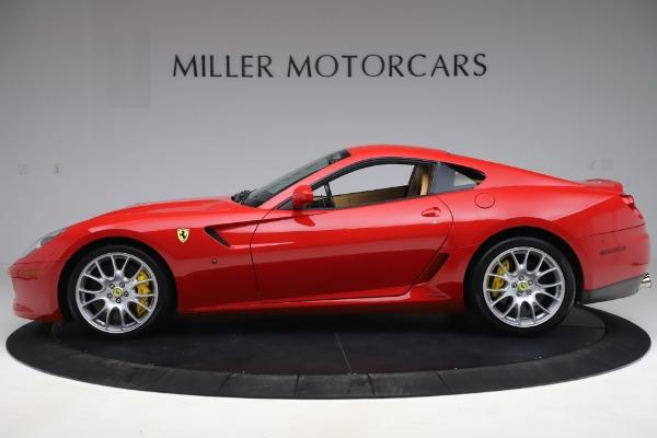 Used 2008 Ferrari 599 GTB Fiorano for sale $159,900 at McLaren Greenwich in Greenwich CT 06830 3