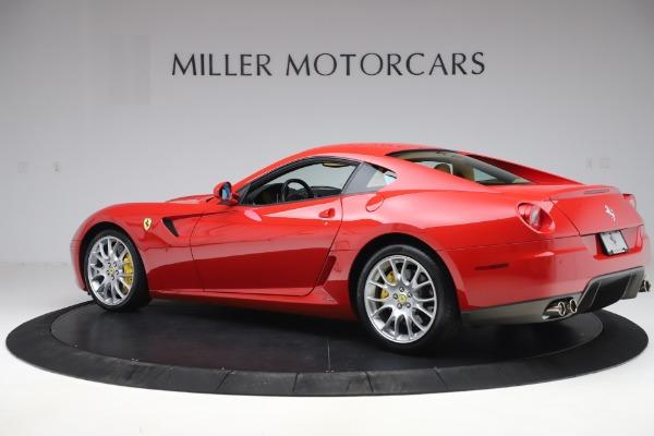 Used 2008 Ferrari 599 GTB Fiorano for sale $159,900 at McLaren Greenwich in Greenwich CT 06830 4