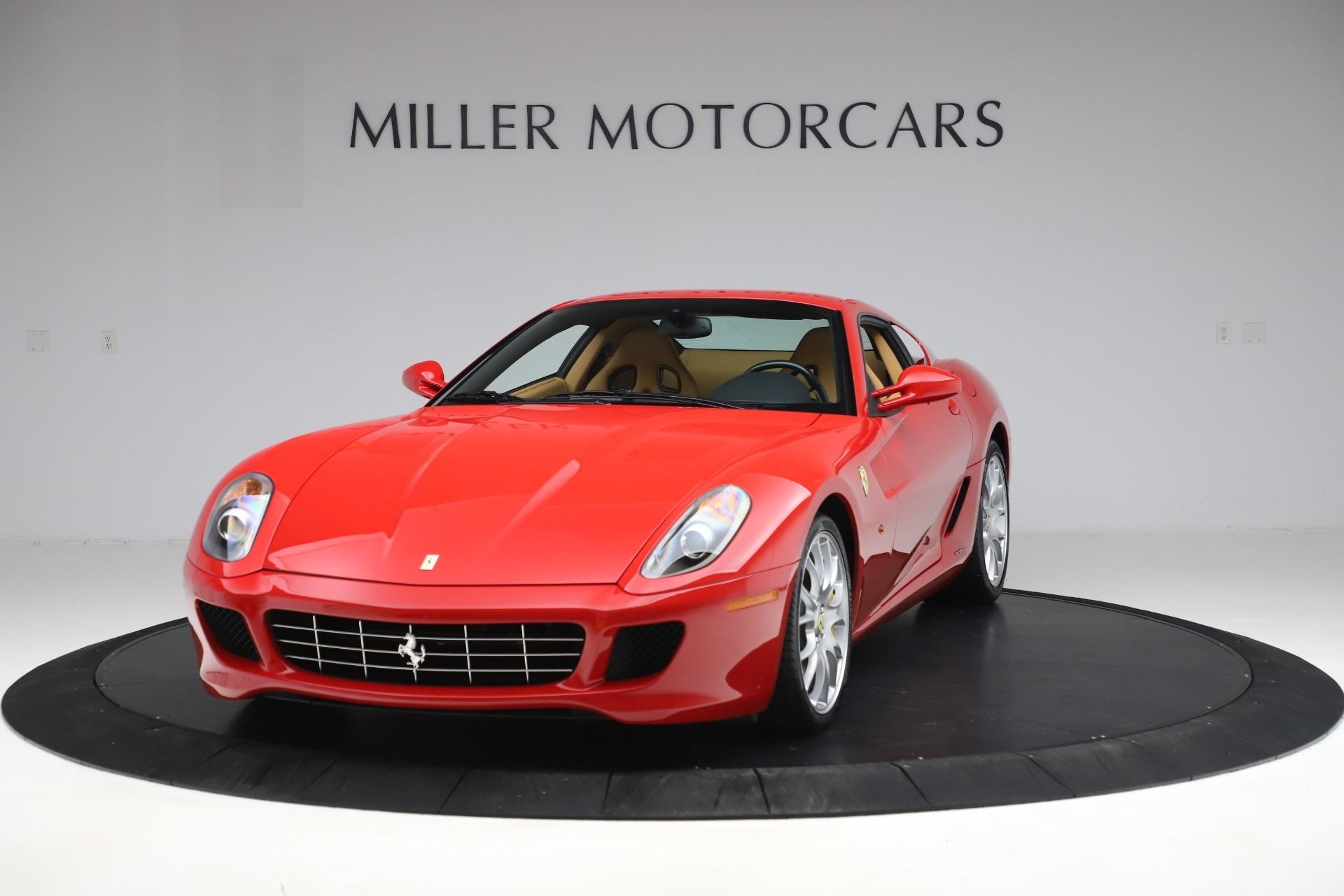 Used 2008 Ferrari 599 GTB Fiorano for sale $159,900 at McLaren Greenwich in Greenwich CT 06830 1