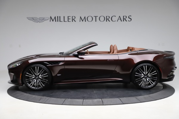 New 2020 Aston Martin DBS Superleggera for sale $349,036 at McLaren Greenwich in Greenwich CT 06830 2