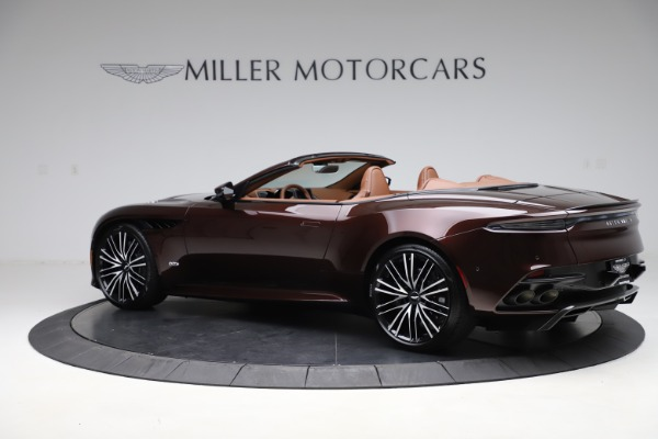 New 2020 Aston Martin DBS Superleggera for sale $349,036 at McLaren Greenwich in Greenwich CT 06830 3
