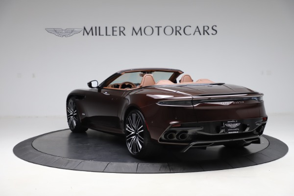 New 2020 Aston Martin DBS Superleggera for sale $349,036 at McLaren Greenwich in Greenwich CT 06830 4