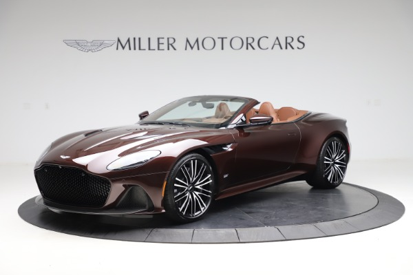 New 2020 Aston Martin DBS Superleggera for sale $349,036 at McLaren Greenwich in Greenwich CT 06830 1