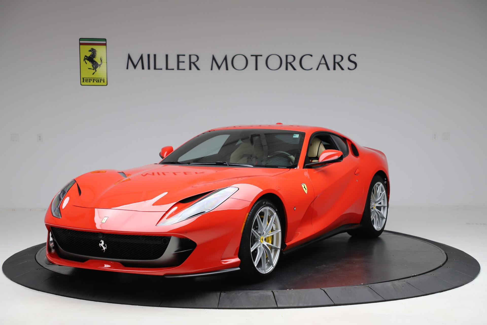 Pre Owned 2019 Ferrari 812 Superfast For Sale Special Pricing Mclaren Greenwich Stock 4668
