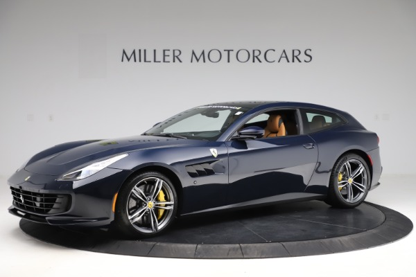 Used 2020 Ferrari GTC4Lusso for sale $329,900 at McLaren Greenwich in Greenwich CT 06830 2