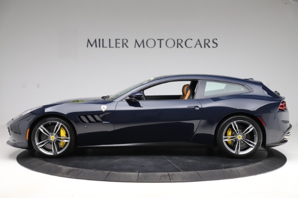 Used 2020 Ferrari GTC4Lusso for sale $329,900 at McLaren Greenwich in Greenwich CT 06830 3