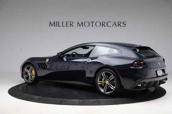 Used 2020 Ferrari GTC4Lusso for sale $329,900 at McLaren Greenwich in Greenwich CT 06830 4