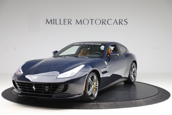 Used 2020 Ferrari GTC4Lusso for sale $329,900 at McLaren Greenwich in Greenwich CT 06830 1