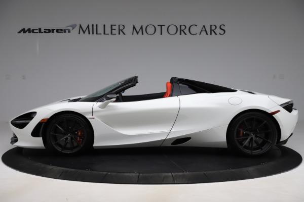 New 2020 McLaren 720S Spider Performance for sale $386,289 at McLaren Greenwich in Greenwich CT 06830 2