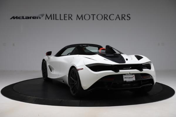 New 2020 McLaren 720S Spider Performance for sale $386,289 at McLaren Greenwich in Greenwich CT 06830 4