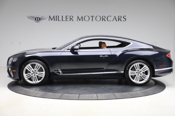 New 2020 Bentley Continental GT W12 for sale $260,770 at McLaren Greenwich in Greenwich CT 06830 3