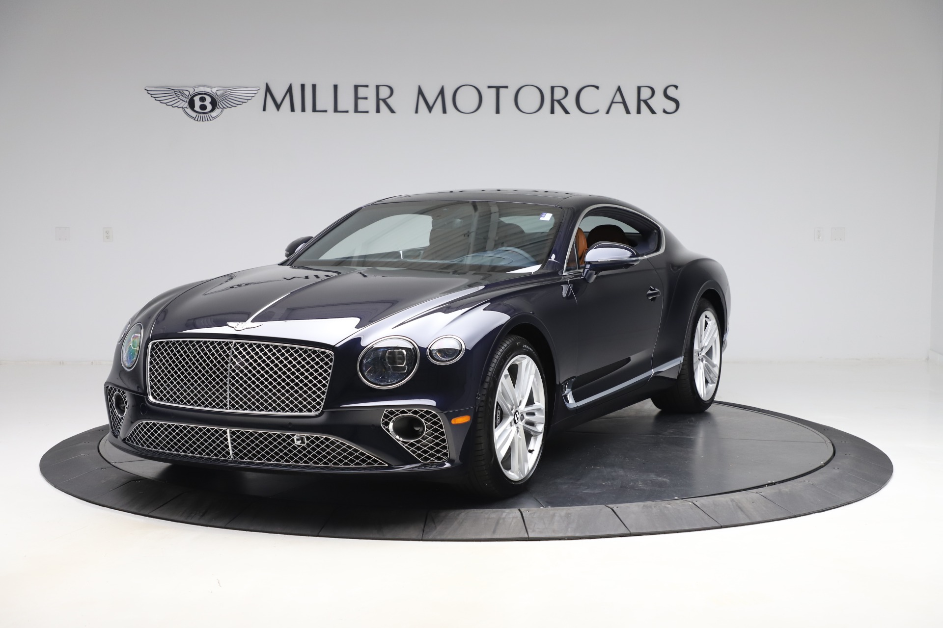 New 2020 Bentley Continental GT W12 for sale $260,770 at McLaren Greenwich in Greenwich CT 06830 1
