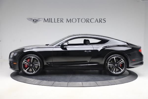 New 2020 Bentley Continental GT W12 for sale $274,090 at McLaren Greenwich in Greenwich CT 06830 3
