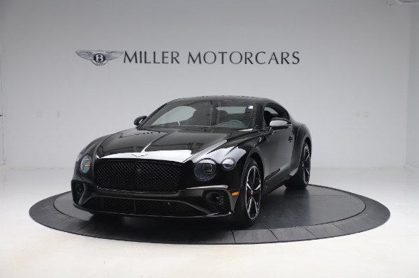 New 2020 Bentley Continental GT W12 for sale $274,090 at McLaren Greenwich in Greenwich CT 06830 1