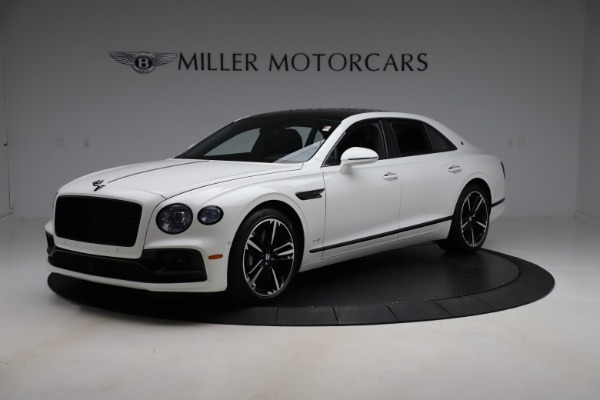 New 2020 Bentley Flying Spur W12 First Edition for sale $274,135 at McLaren Greenwich in Greenwich CT 06830 2