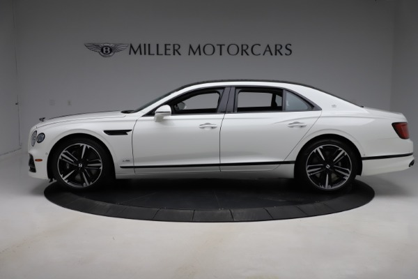 New 2020 Bentley Flying Spur W12 First Edition for sale $274,135 at McLaren Greenwich in Greenwich CT 06830 3