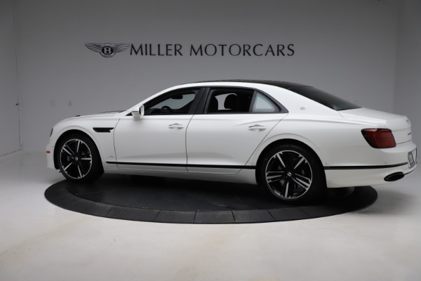 New 2020 Bentley Flying Spur W12 First Edition for sale $274,135 at McLaren Greenwich in Greenwich CT 06830 4