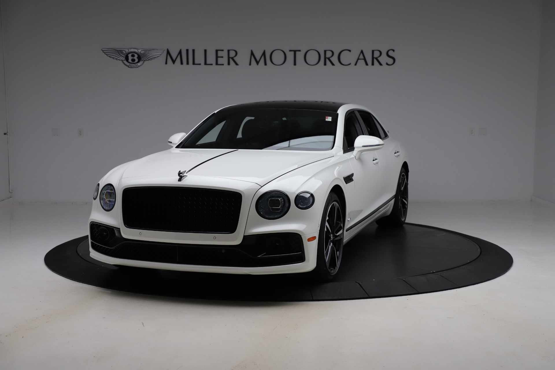 New 2020 Bentley Flying Spur W12 First Edition for sale $274,135 at McLaren Greenwich in Greenwich CT 06830 1
