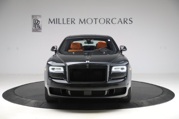New 2020 Rolls-Royce Ghost for sale $432,200 at McLaren Greenwich in Greenwich CT 06830 2