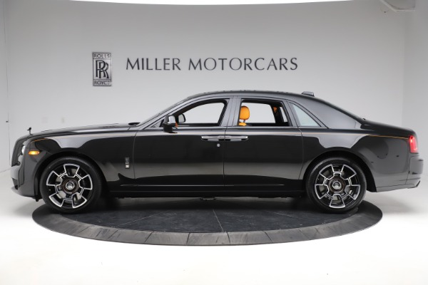 New 2020 Rolls-Royce Ghost for sale $432,200 at McLaren Greenwich in Greenwich CT 06830 3
