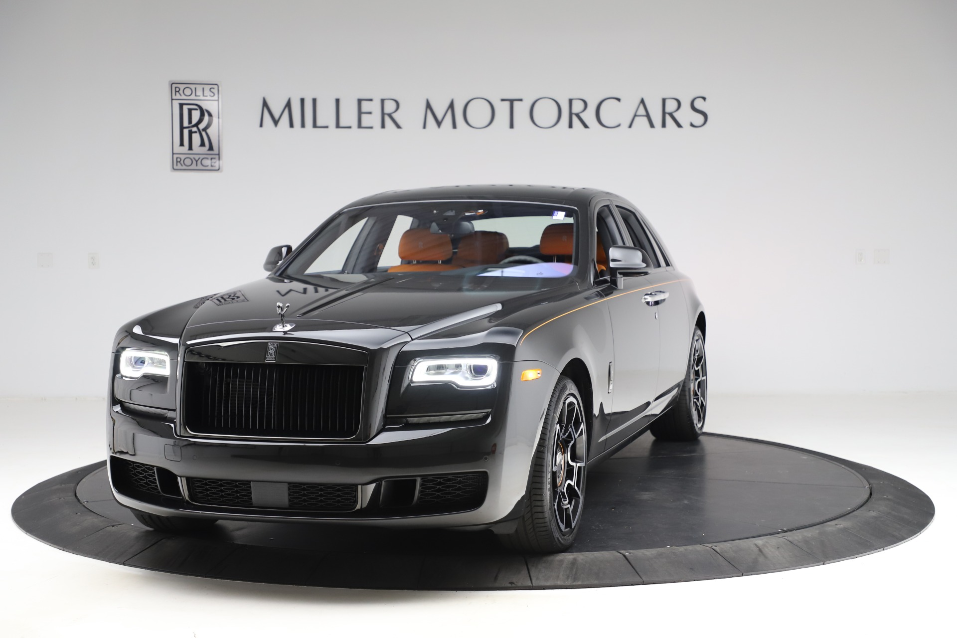 New 2020 Rolls-Royce Ghost for sale $432,200 at McLaren Greenwich in Greenwich CT 06830 1