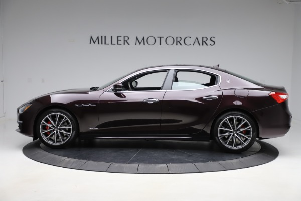 New 2020 Maserati Ghibli S Q4 GranLusso for sale $94,335 at McLaren Greenwich in Greenwich CT 06830 3