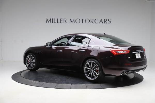 New 2020 Maserati Ghibli S Q4 GranLusso for sale $94,335 at McLaren Greenwich in Greenwich CT 06830 4