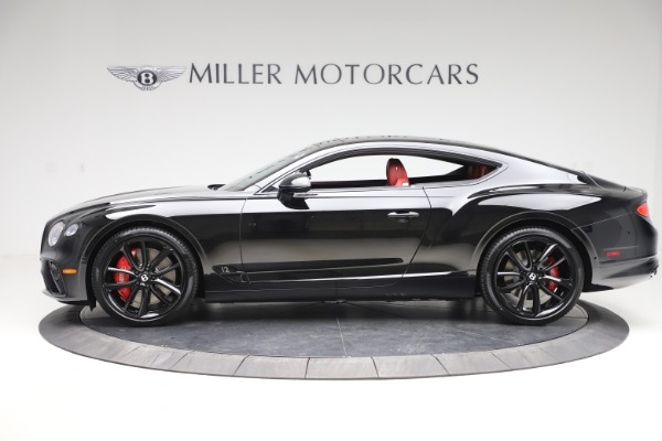 New 2020 Bentley Continental GT W12 for sale $277,935 at McLaren Greenwich in Greenwich CT 06830 3