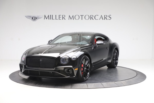 New 2020 Bentley Continental GT W12 for sale $277,935 at McLaren Greenwich in Greenwich CT 06830 1