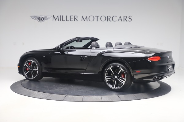 New 2020 Bentley Continental GTC V8 for sale $275,045 at McLaren Greenwich in Greenwich CT 06830 4