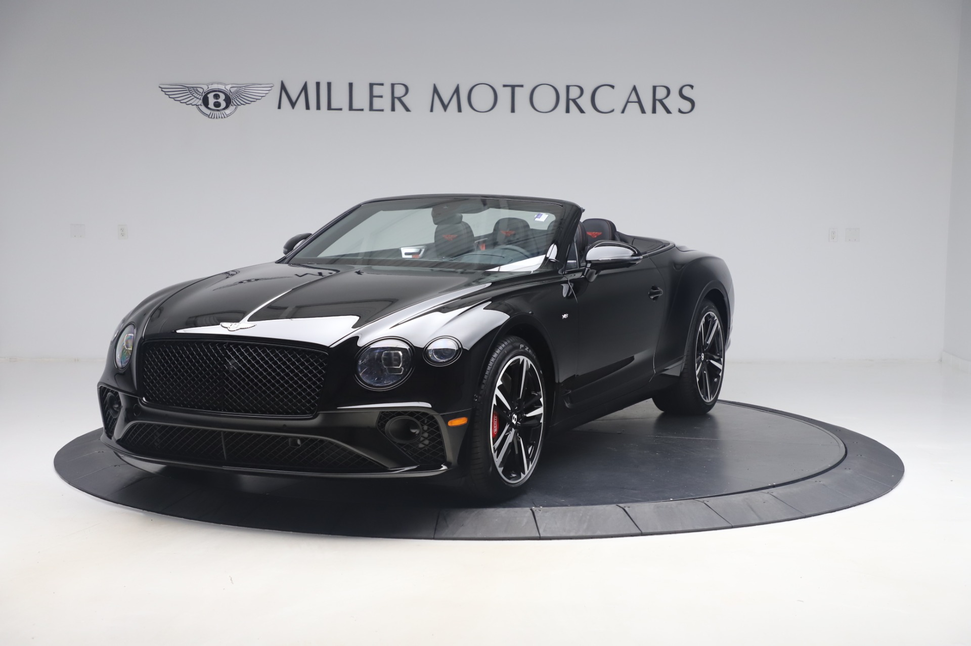 New 2020 Bentley Continental GTC V8 for sale $275,045 at McLaren Greenwich in Greenwich CT 06830 1