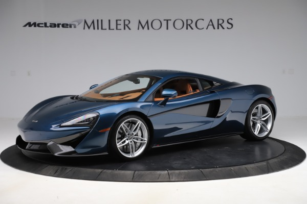 Used 2017 McLaren 570S for sale $149,900 at McLaren Greenwich in Greenwich CT 06830 2