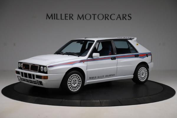 Used 1992 Lancia Delta Integrale Evo 1 - Martini 6 for sale $188,900 at McLaren Greenwich in Greenwich CT 06830 2